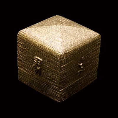蓮田修吾郎「黄銅 盒子」 | 山田書店美術部オンラインストア
