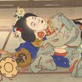 中澤弘光「祇園の宿」