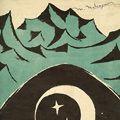 竹久夢二「セノオ楽譜  ミネトンカの湖畔」