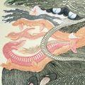 弦屋光溪「〈アルチンボルドに捧ぐ五題〉の内 龍」
