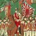 作者不詳「海陸兵公使館及ビ日本居留民保護之図」