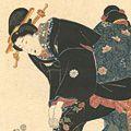 国芳「貞操千代の鑑 禮」