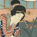 豊国三代「美人画」
