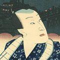 豊国三代「五人男(仮題)」