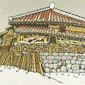 関野凖一郎「那覇 壺屋」