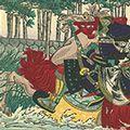 吟光(銀光)「大日本史略図会 」
