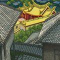 関野凖一郎「長崎孔子廟」