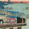 一景「六合陸蒸気車鉄道之全図」
