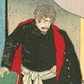 安治(探景)「教導立志基 秋子」