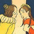 竹久夢二「セノオ楽譜 喜歌劇(小公子) 恋のいきさつ」