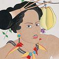 ポール・ジャクレー「ヤップの男 西カロリン諸島(果物の組の内)」