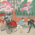 延一「東京名所 帝国国会議事堂」