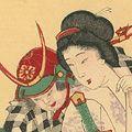 周延「旧暦五節句の図」