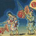 勝平得之「ねぶた祭・金魚提灯・弘前市」