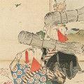 三島蕉窓「木版口絵」