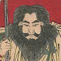 周延「大日本皇統鏡」