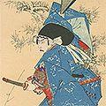 国周「歌舞伎十八番之内 勧進帳」