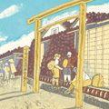 小泉癸巳男「聖峰富岳三十六景の内 不二山北口頂上」