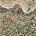 竹久夢二「セノオ楽譜 罌粟の花」