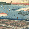 芳虎「武刕神奈川横濱之風景」