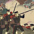 周延「帝国陸軍大勝利」